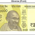 RBI Introduces ₹ 20 Banknote In Mahatma Gandhi (New) Series
