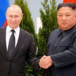 Vladimir Putin, Kim Jong Un Hold 1st-Ever talks