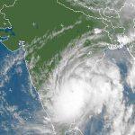 Cyclone 'Fani' Intensifies Over Bay of Bengal