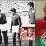 Former Indian Footballer Pungam Kannan Passed Away