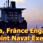 Indian And French Navies Conduct Varuna 19.1 Bilateral Exercise Off Goa Coast