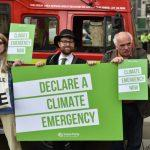 UK Parliament 1st In World To Declare Climate Emergency