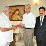 Subhash Chand Appointed Next Ambassador of India To State of Eritrea