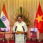 Vice President Venkaiah Naidu 4-Day Visit To Vietnam: Complete Highlights