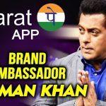 BharatPe Ropes In Salman Khan As Brand Ambassador