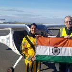 Captain Aarohi Pandit Becomes 1st Woman In World To Cross Atlantic Ocean Solo In a LSA
