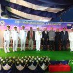 Indian Coast Guard Ship Vigraha Decommissioned
