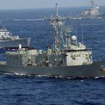 India, Singapore Conduct SIMBEX-19 Naval Exercise In The South China Sea