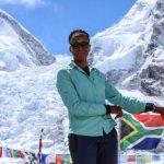 Saray Khumalo Becomes 1st Black SA Woman To Conquer Mount Everest