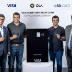 Ola Launches Credit Card In Tie-Up With SBI Card