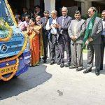 Indian Overseas Bank launches 'Bank on Wheels' facility