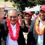 James Marape elected new Papua New Guinea PM