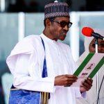 Nigeria's Muhammadu Buhari sworn in for second term as president