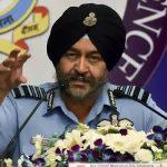 Air Chief Marshal BS Dhanoa leaves for 4-day Sweden visit