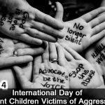 International Day of Innocent Children Victims of Aggression: 4th June