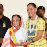 Ex-President Pratibha Patil Awarded With Mexico's Highest Civilian Award