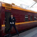 Russia Launches 1st Arctic Train Service