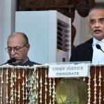 Justice Dhirubhai Naranbhai Patel Takes Oath As New CJI Of Delhi High Court