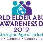 World Elder Abuse Awareness Day: 15th June