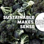 Sustainable Gastronomy Day: 18 June