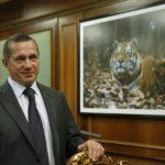 Deputy Prime Minister of Russia Yury Trutnev Visits India