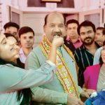 Om Birla Elected As 17th Lok Sabha Speaker