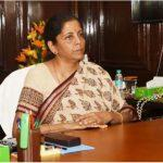FM chairs the 20th Meeting of the FSDC in New Delhi