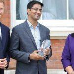 Indian engineer wins Innovation Award in UK