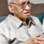 Goa freedom fighter Mohan Ranade passes away