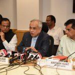 Kerala tops health rankings: NITI Aayog report