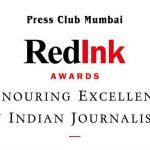 The Tribune's reporter wins the 'Journalist of the Year' RedInk Award