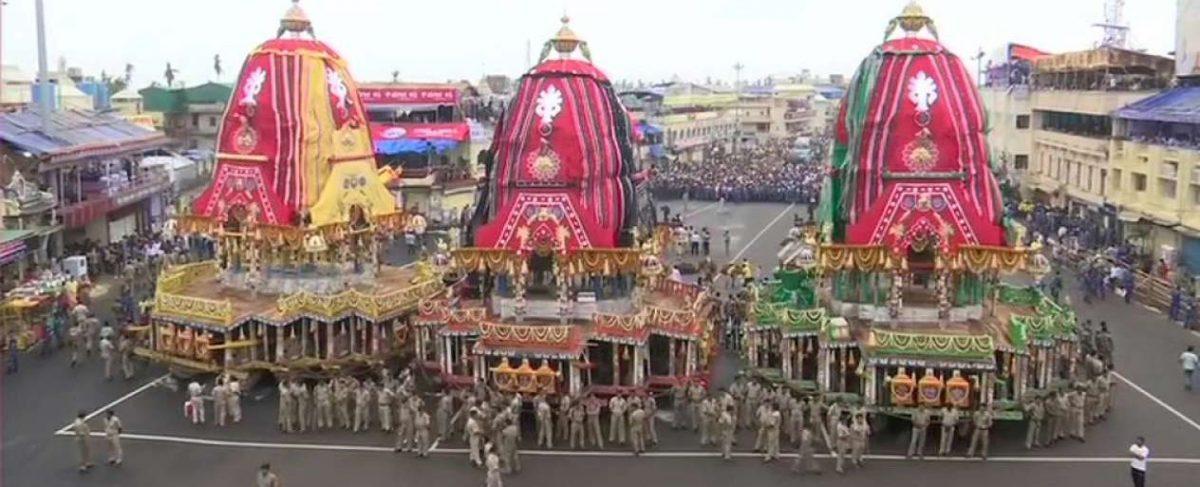 Jagannath Rath Yatra 2019 begins_40.1