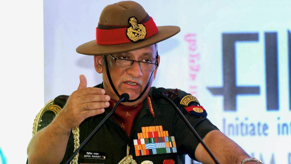 Army Chief releases Kargil Tribute Song_40.1