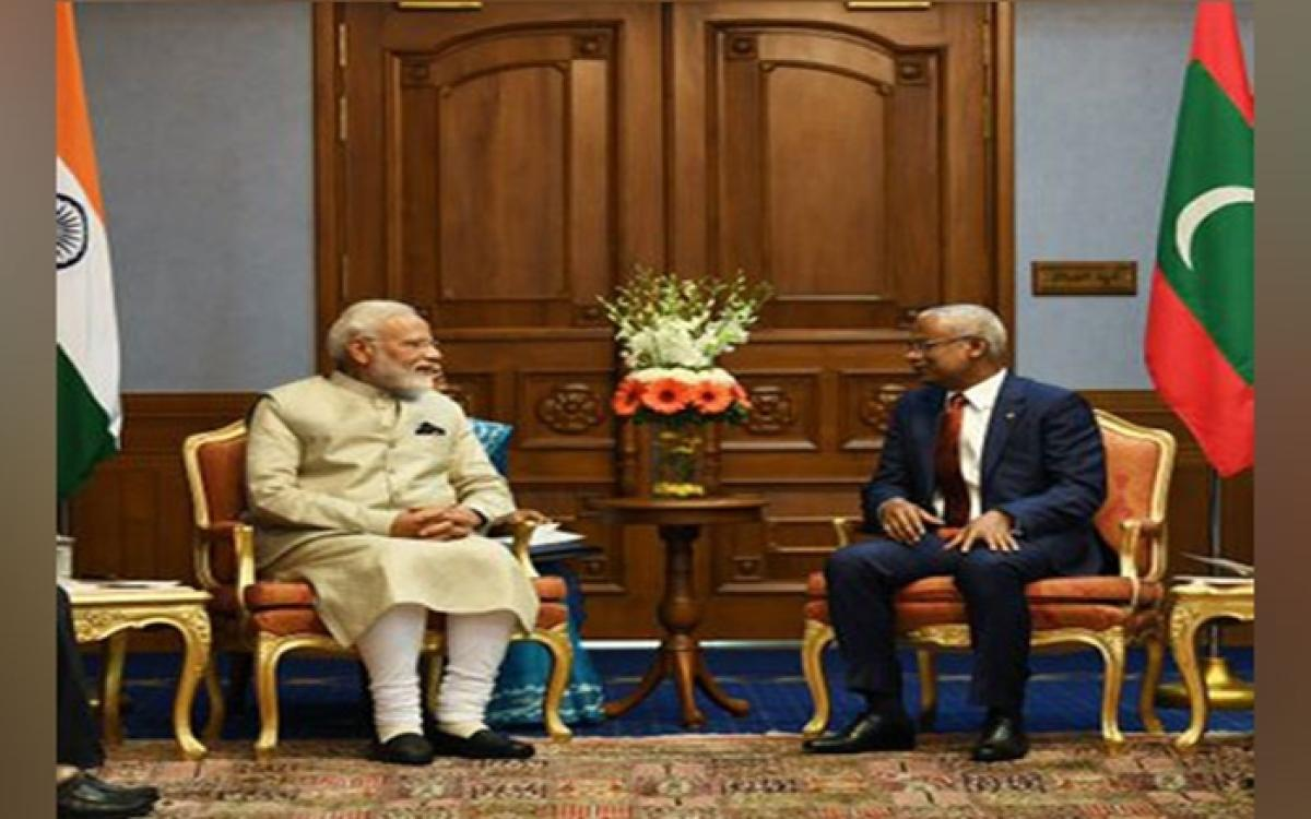 Cabinet approves India-Maldives MoU for passenger, cargo services_40.1