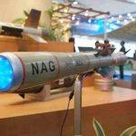 DRDO successfully tested Nag missiles in Pokhran