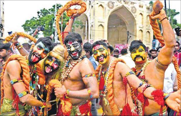 Bonalu festival kicks off in Telangana_40.1