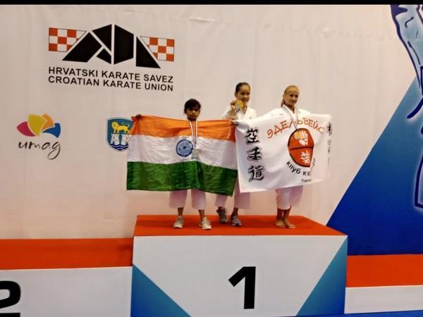 World Youth Cup: Arinjeeta Dey wins silver medal_40.1