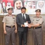 Sharjah issues 1st permanent residency visa to Lalu Samuel