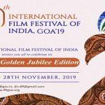 IFFI's Golden Jubilee Edition to be celebrated in Goa