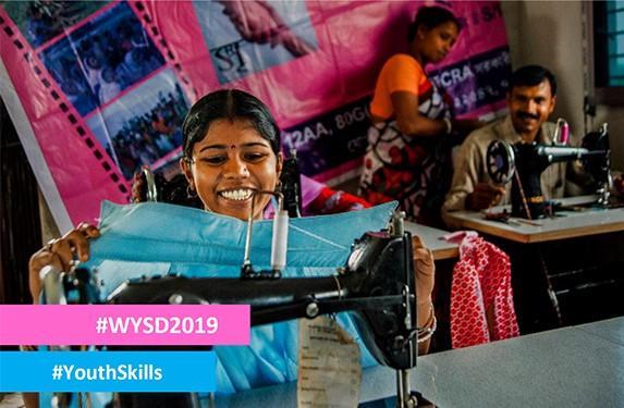 World Youth Skills Day: 15th July_40.1