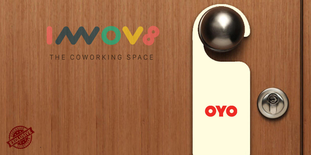 OYO Hotels & Homes acquires co-working firm Innov8_40.1