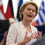 Ursula von der Leyen elected EU commission president