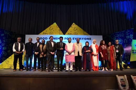 Prakash Javadekar inaugurates 10th Jagran Film Festival_40.1