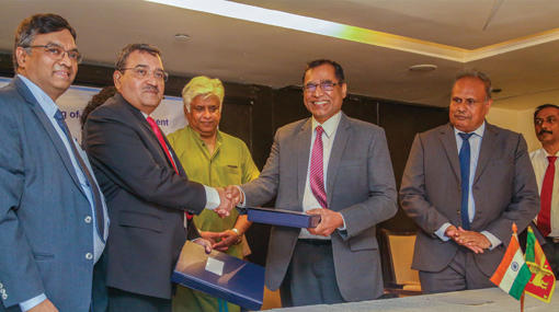 Sri Lanka signs agreement with India to upgrade railway lines_40.1