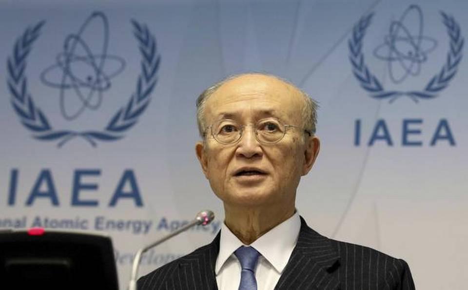 IAEA chief Yukiya Amano who oversaw Iran deal dies_40.1