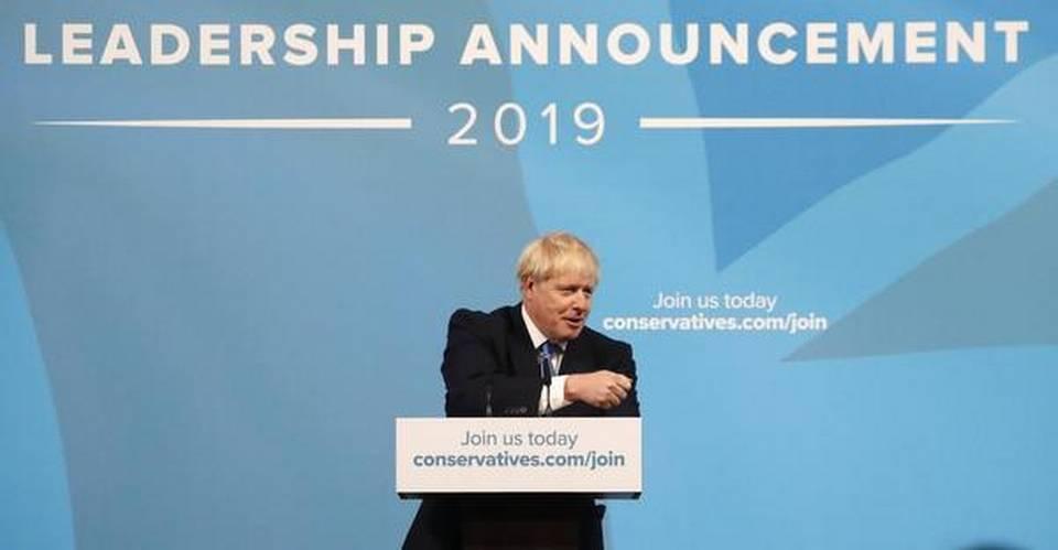 Boris Johnson announced as Britain's next prime minister_40.1
