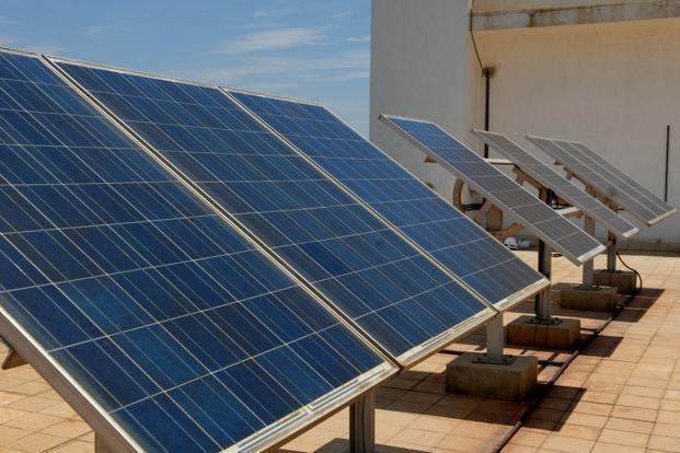 Govt to Install Solar projects of 40,000 MW by 2022_40.1