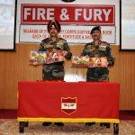 Lt Gn. Ranbir Singh releases a book on Fire and Fury Warriors