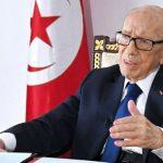 Tunisia's first democratically elected president Essebsi passes away