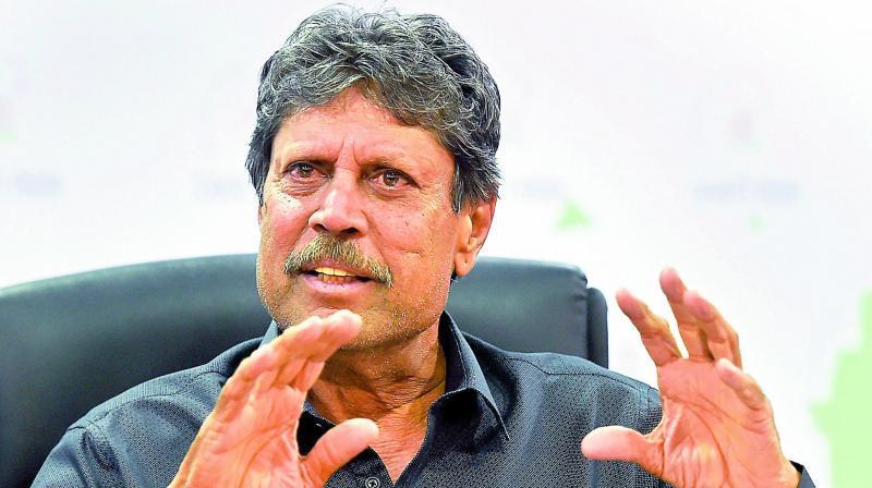 Kapil Dev led CAC to pick Team India's head coach_40.1